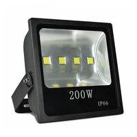 led floodlight 100W 150W 200W AC90 240V waterproof IP66 spotlight lamp outdoor lighting exterior wall Reflector ultrathin light