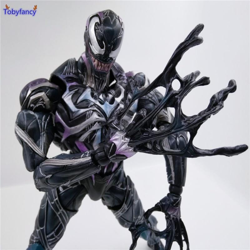 Venom Game Toy : Spider man action figure venom