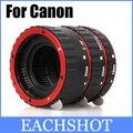 Красный Металлист Гора Автофокус AF Макрос Удлинитель/Кольцо для Kenko Canon EF-S Объектив 100D T5i T4i T3i T2i 550D 600D 60D 70D 6D 7D
