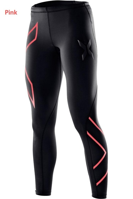 Compression pants women Autumn and winter running tights trousers fitness pants elastic marathon quick-drying