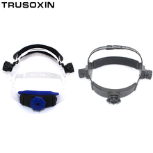 Solar auto darkening welding mask accessories wearing for helmet/welding