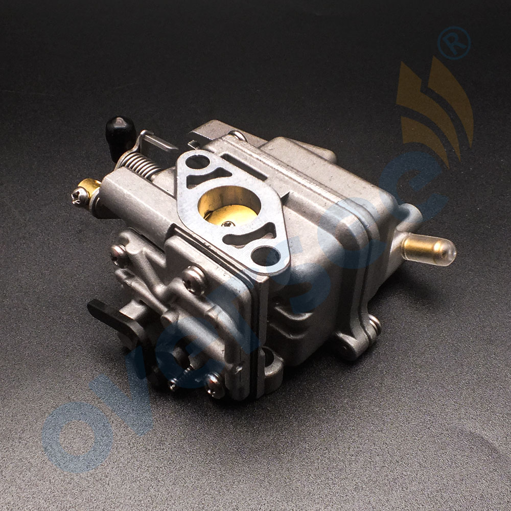 Outboard Carburetor Assy 69M-14301-10 for Yamaha Outboard Engine 4-stroke F2.5 Outboard Motors 69M-14301 66m 14301 11 66m 14301 00 carburetor assy for yamaha 4 stroke 15hp f15 outboard motors