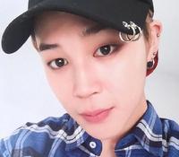 New Hiphop Kpop Bangtan Boys Bts Jimin Same Style Hat Unisex Cramp Ring Baseball Cap