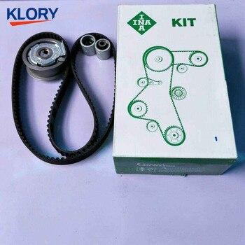 Engine Belt Tensioner Water Pump Kit 06D 109 243 C For Audi A4 A6 TT VW Golf Passat Jetta Scirocco 2.0FSI BWA 06F121011X