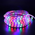 AC220V 3014 Colorful Led Strip IP67 Waterproof 72leds/M LED Flexible Tape Ribbon light 1M/2M/3M/4M/5M/6M/7M/8M/9M/10M+Power Plug
