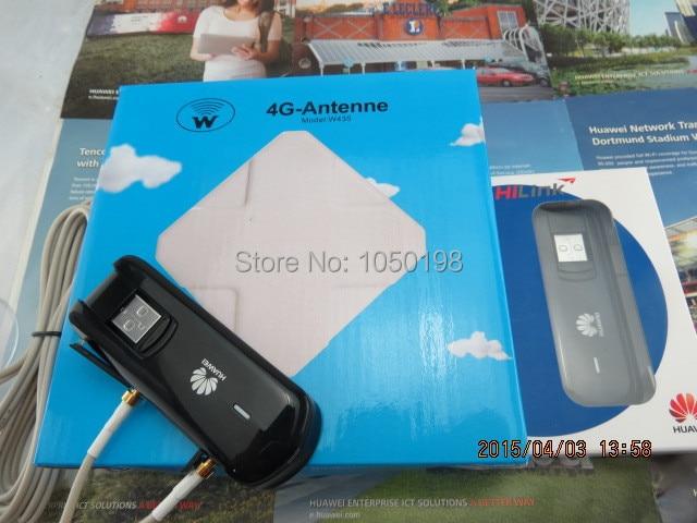 Unlocked Huawei E3276 E3276s-150 150Mbps+ 4G 35dBi Signal Antenna Connector Broadband Modem antena for HW E3276 цена