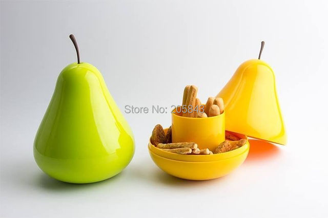 Aliexpress.com : Buy Pear Pod Box / Multifunctional Storage Box ...