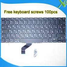 لوحة المفاتيح RU العلامة