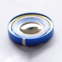 40MM 500 ohm High Resistance HiFi Monitor Headphone Speakers Unit Audiophile DIY Loudspeakers for Open Headphones