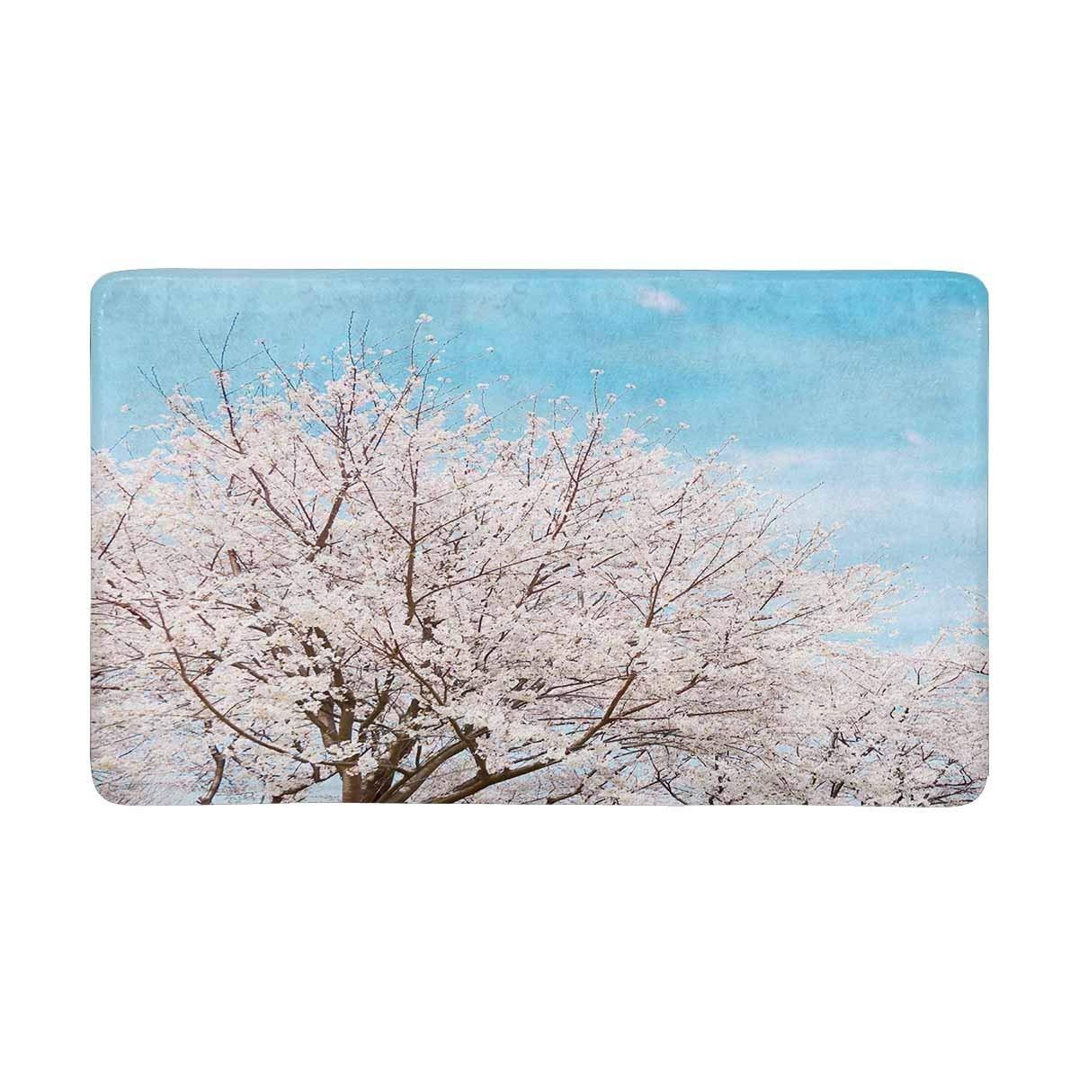 Spring Tree Cherry Blossom Sakura Anti Slip Door Mat Home Decor Indoor Entrance Doormat Mat Aliexpress