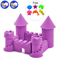 A TOY A DREAM 500g Bag Kinetic Dynamic Educational Sand Clay Amazing DIY Indoor Magic Playing