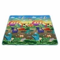 150 180 Hot Sale Double Site Foam Play Mat Beach Mat Picnic Carpet Crawling Mat 270365