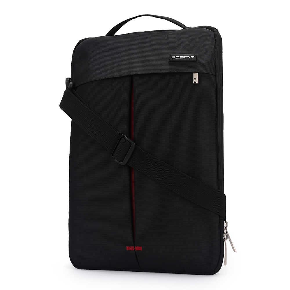 Новый lдля лаптопа, ноутбука, через плечо чехол сумка для Mac hp lenovo ThinkPad Dell acer 11 13 14,1 15,4 15,6 дюймов все бренды ноутбука