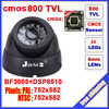 Dome Camera Cmos 800tvl Cctv Camera With Ir Cut 24led Indoor Security Z401C