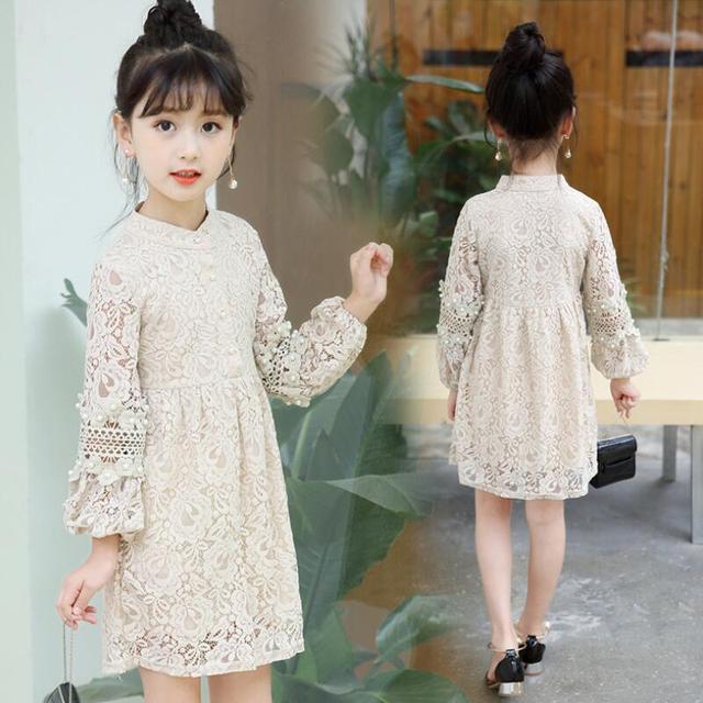 Girls Lace Dress
