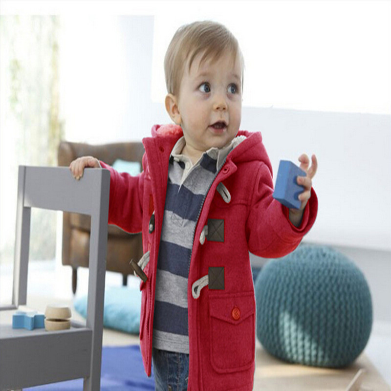 New-2017-Baby-Boys-Children-outerwear-Coat-Kids-Jackets-for-Boy-Girls-Winter-Jacket-Warm-Hooded-Children-Clothing-gray-Khaki-red-1