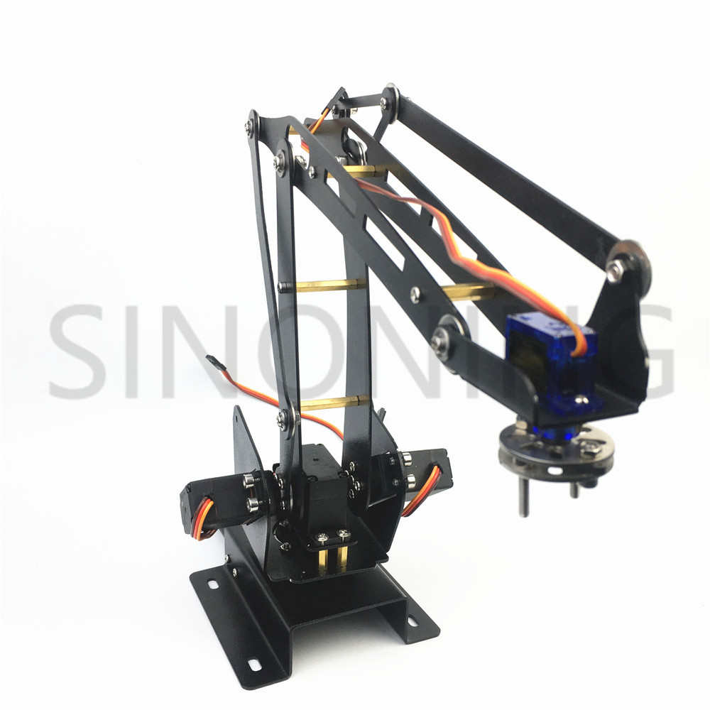 Mechanical Robot Arm Simulation Abb Industry Manipulator Stand with Full Digital Servo Controller
