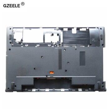 GZEELE NEW Case Bottom For Acer Aspire V3 V3-571G V3-551G V3-571 Q5WV1 V3-531 bottom Base Cover Laptop Notebook Computer D case цена 2017