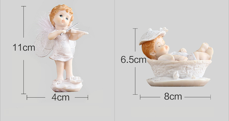 Cute Baby Angel Figurine (16)