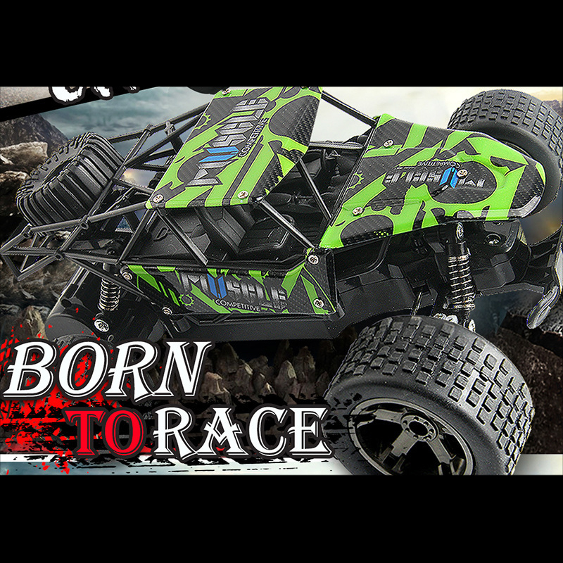 New RC Car 2815 2.4G 20KM/H High Speed Racing Car Climbing Remote Control Car RC Electric Car Off Road Truck 1:20 coches rc wpl