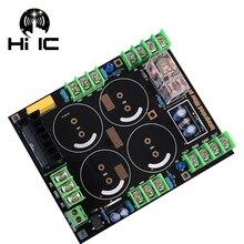 Amplificador de alta potencia, rectificador, filtro, condensador de fiebre, placa amplificadora de potencia, rectificador de Audio, fuente de alimentación