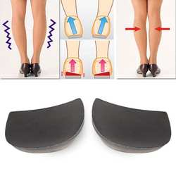 Горячая 1 пара ортопедические стельки от плоскостопия обувь стельки унисекс X/O Тип коррекция ног ноги площадку zapatos mujer