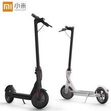Xiaomi mijia m365 hoverboard patín eléctrico scooter eléctrico adulto plegable ligero magnesuim-aleación de aluminio de 30 km de vida