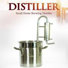 New Arrival 12L Moonshine Distiller Alcohol Home Wine Distilling Equipment Vodka Whisky Brandy Homebrew Distillery