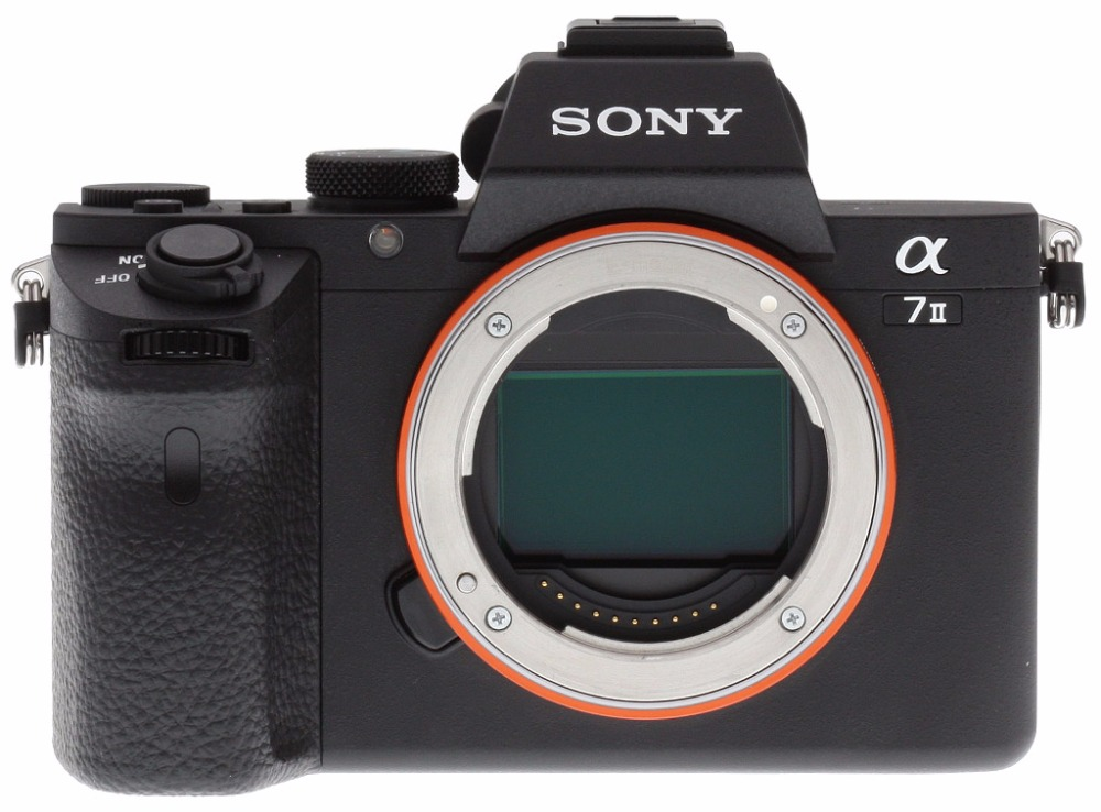 <font><b>Sony</b></font> Alpha A7 II Mirrorless Digital <font><b>Camera</b></font> - (Body Only) image