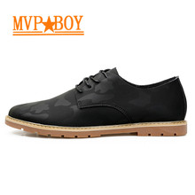 Mvp Boy Handmade Leather Shoes Superb Car Suture Stan Shoes Solomons Speedcross Voetbalshirts Patins Quad Zapatillas Deporte