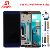 For Huawei Honor 8 Lite LCD Display Touch Screen Test Good Digitizer Assembly Replacement For Huawei