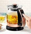 Электрический чайник бытовой автоматический чай с отключением питания прозрачное стекло мини интегрированная изоляция термостатический ...