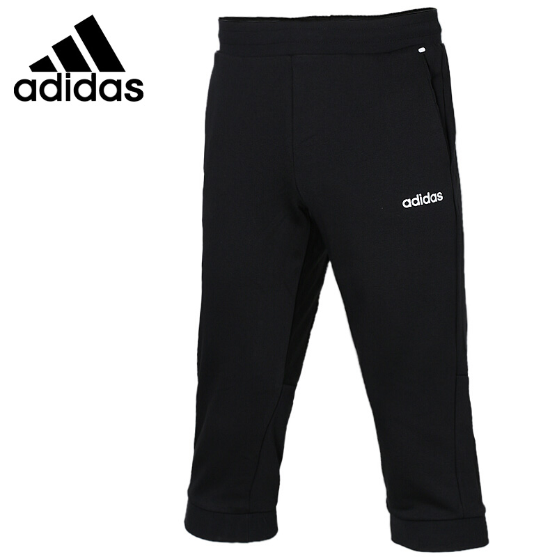 Original New Arrival 2018 Adidas Neo Label M C+ 3/4 TP Men's Shorts Sportswear цена