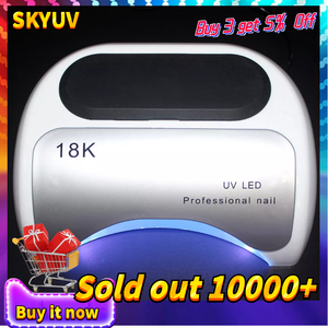 48 W UV LED Nail lamp