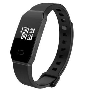 цены на E02 Smart Wristband Smartband Heart rate blood pressure oxygen monitor bluetooth Fitness band Smart bracelet Watch PK Mi band 2