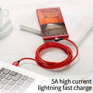 Image 5 - USB כבל סוג C כבל עבור xiaomi huawei USB C כבל 3.1 עבור macbook סוג C כבל עבור samsung lg oneplus sony nokia motorola 2 M