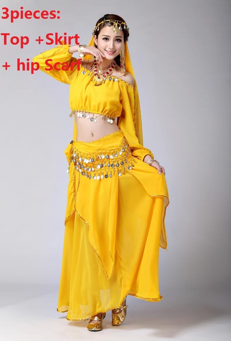 5958213e62 bellydance costume belly dance dress set for women bra belt skirt ...