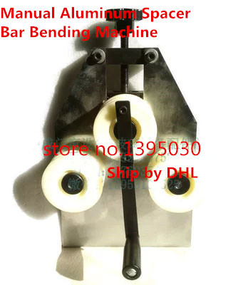 Manual Aluminum Spacer Bar Bending Machine Window Frame Bending Machine