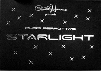 Starlight (Gimmick+online instruct) by Paul Harris - Magic Trick,Illusion,Fantasy,Card Magic,Fun,Close up,Mind,Stage