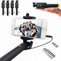 Универсальный Выдвижная Selfie Палка Монопод для Iphone 6 6 s 7 Плюс Samsung Galaxy S6 S7 Края Примечание 5 7 Xiaomi Redmi Note 2 3 4 Pro