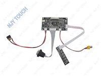 VGA AV TTL 60 pinsจอแอลซีดีคณะกรรมการควบคุมKYV-N2 V6สำหรับ7