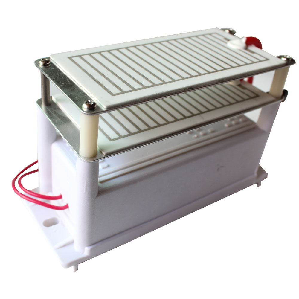 Ceramic Ozone Generator 220V/110V 7g 7000mg Double Integrated Long Life Ceramic Plate Ozonizer Air Disinfection 220v 110v ozone generator 7g h with ceramic plate long life style longevity double sheet for chemical factory