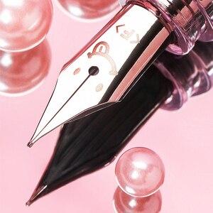 Image 2 - PILOT KAKUNO stylo sourire FKA 1SR populaire, pratique décriture quotidienne, pour mots assortis, pochette dencre, en vente