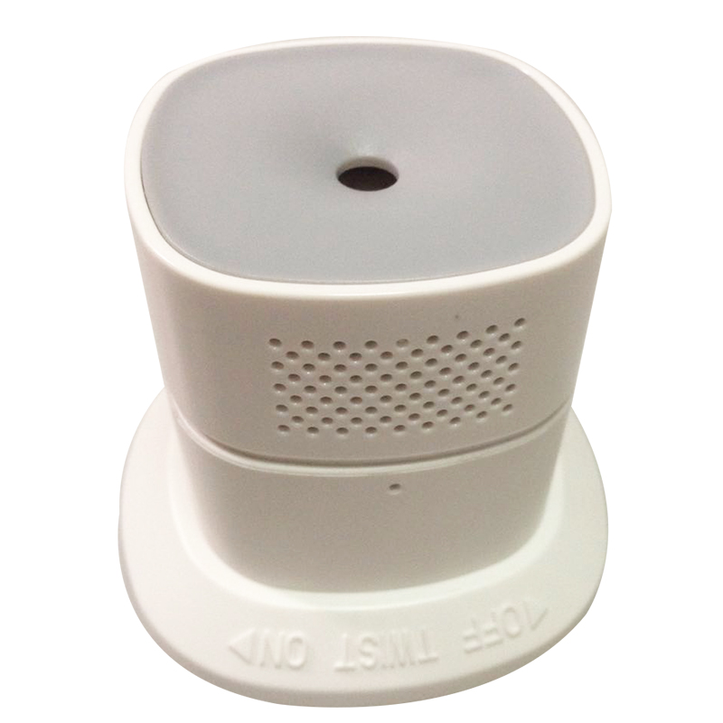 Lucsun home security RT smoke detector Portable High Sensitive Stable Independent alarm Smoke Detector Fire Alarm alone Sensor
