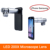 Teléfono Kit de Lentes LED Joyería Lente 200X Microscopio Lupa Con El Caso lentes de la cámara para iphone 7 6 plus 5 5s 4 4S samsung
