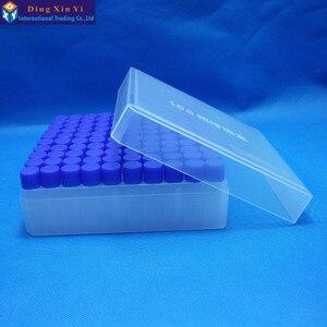 Image 4 - 1.8 ملليلتر/100 فتحات تجميد صندوق أنبوب + 100 قطع تجميد أنبوب شحن مجاني