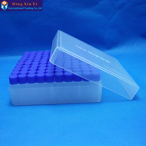 Image 4 - 1.8ML/100 vents Freezing tube box +100pcs freezing tube Free shipping
