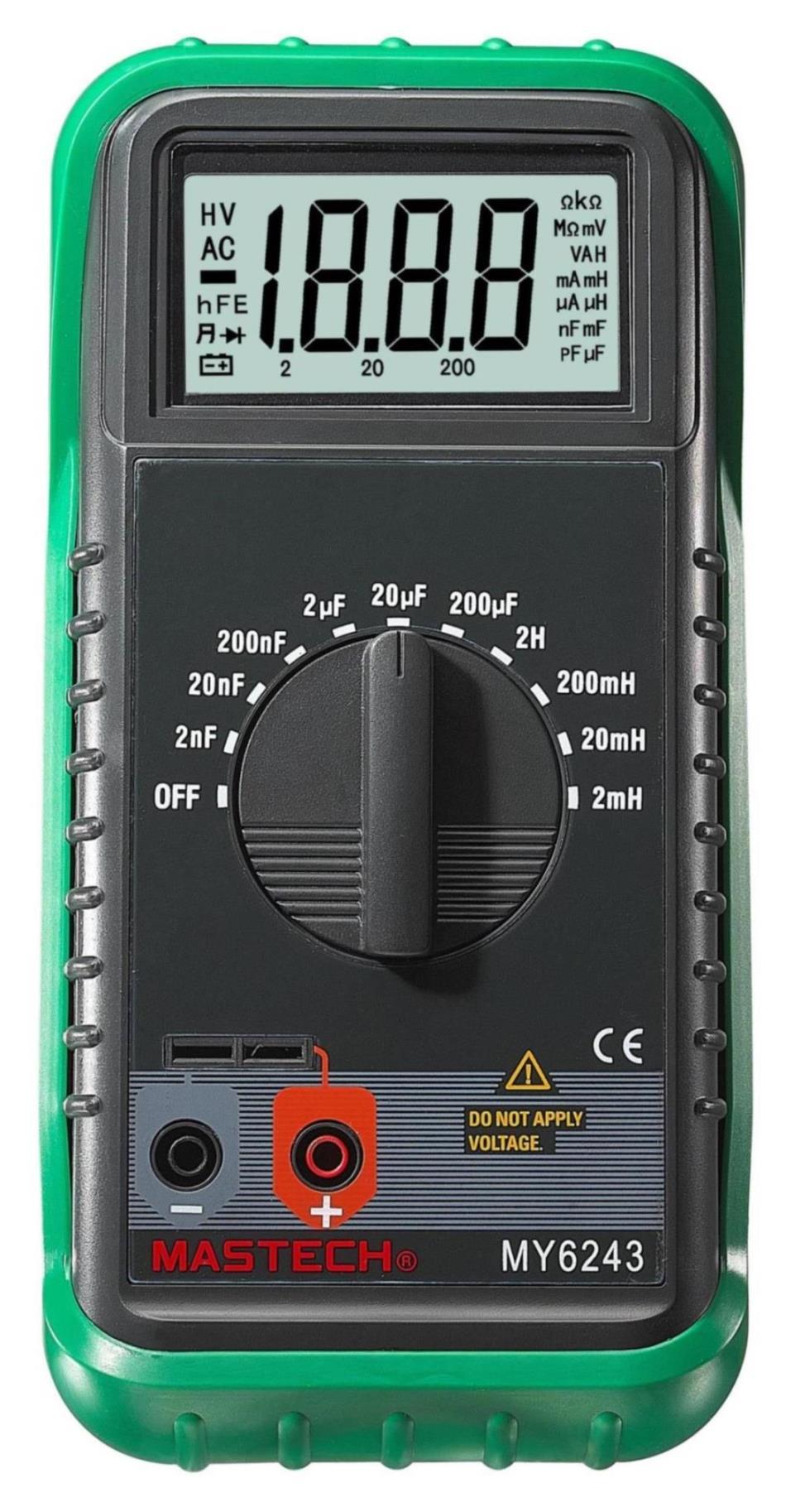 Digital Lc Meter Circuit