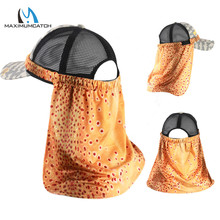 Maximumcatch Sun Protecting Outdoor Fly Fishing Face Mask UPF50+ Windproof Full Face Fishing Scarf Hat