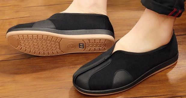 Traditional Daoist Monk Sneakers 5